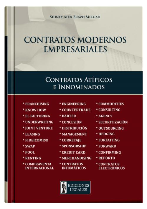 CONTRATOS MODERNOS EMPRESARIALES