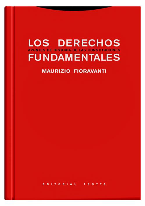 LOS DERECHOS FUNDAMENTALES - Apuntes de historia de las constituciones.