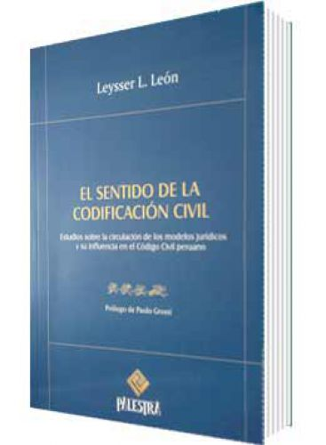 EL SENTIDO DE LA CODIFICACI�N CIVIL