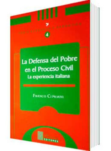 LA DEFENSA DEL POBRE EN EL PROCESO CIVIL