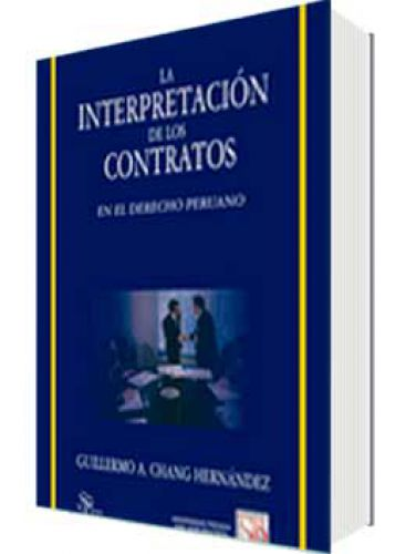 LA INTERPRETACI�N DE LOS CONTRATOS
