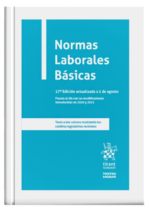 NORMAS LABORALES BÁSICAS..
