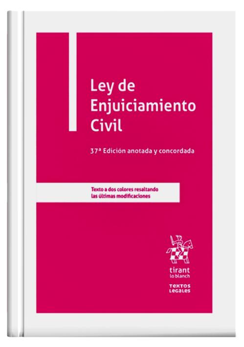 LEY DE ENJUICIAMIENTO CIVIL..