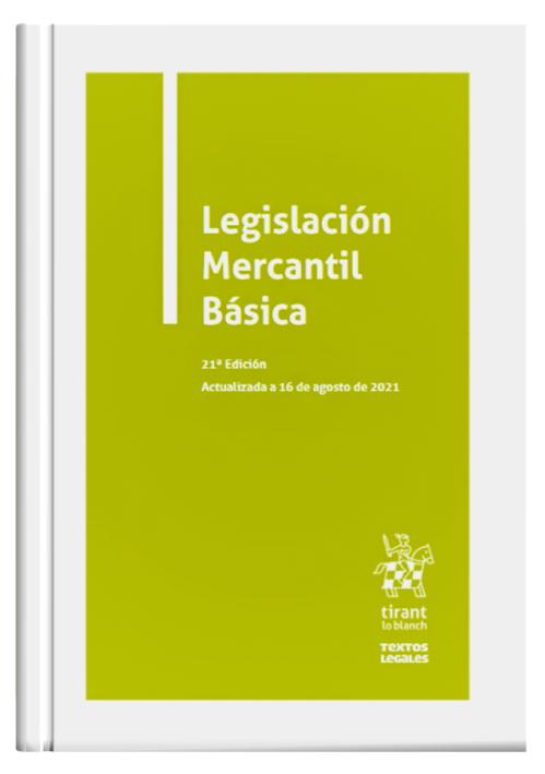 LEGISLACIÓN MERCANTIL BÁSICA..
