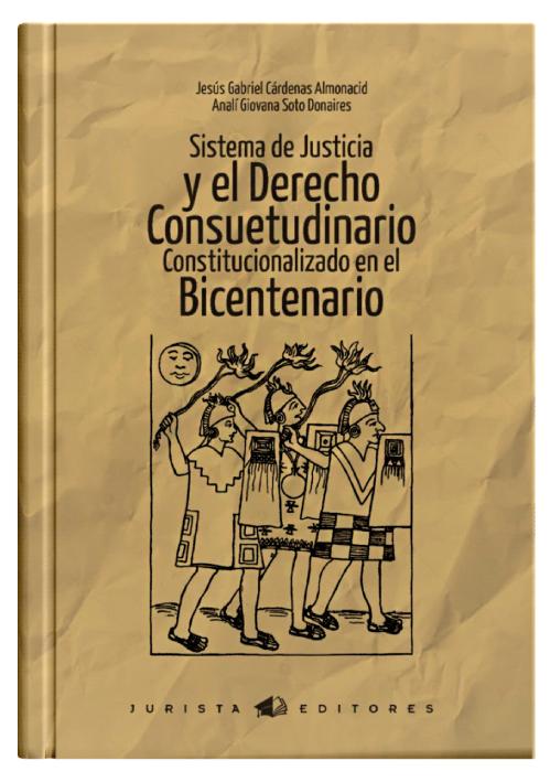 SISTEMA DE JUSTICIA Y EL DERECHO CONSUET..