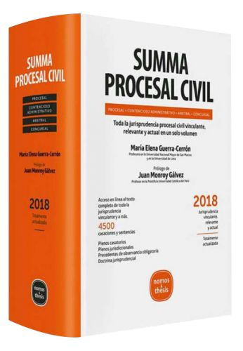 SUMMA PROCESAL CIVIL